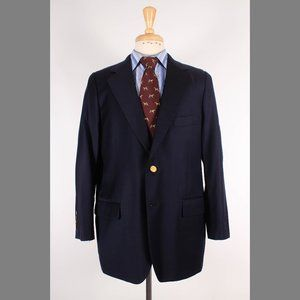 Brooks Brothers Country Club 41S Sport Coat B762